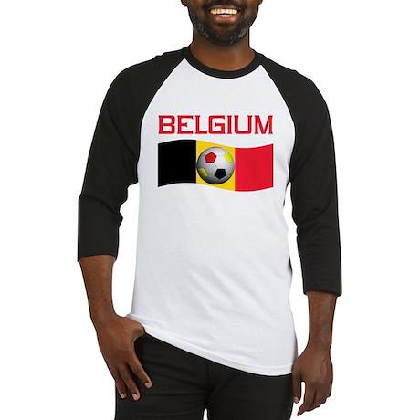 TEAM BELGIUM WORLD CUP SOCCER Baseball Jersey