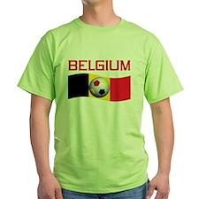 TEAM BELGIUM WORLD CUP SOCCER T-Shirt