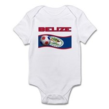 TEAM BELIZE WORLD CUP Infant Bodysuit