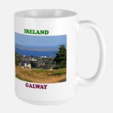 Circular Road, Galway Bay Mug