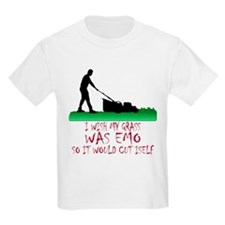 I Wish My Grass Was Emo T-Shirt