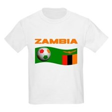 TEAM ZAMBIA WORLD CUP T-Shirt