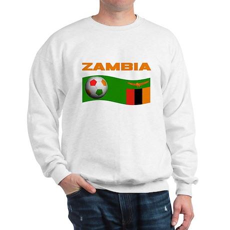 TEAM ZAMBIA WORLD CUP Sweatshirt