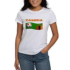 TEAM ZAMBIA WORLD CUP Tee