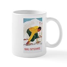 Ski Stowe Vermont Mug