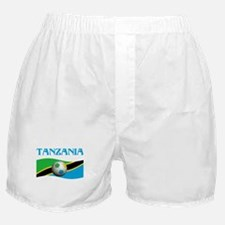 TEAM TANZANIA WORLD CUP Boxer Shorts