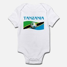 TEAM TANZANIA WORLD CUP Infant Bodysuit