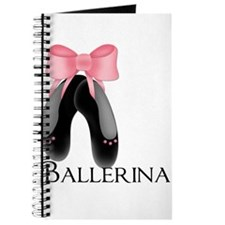 Ballerina Shoes 2 Journal
