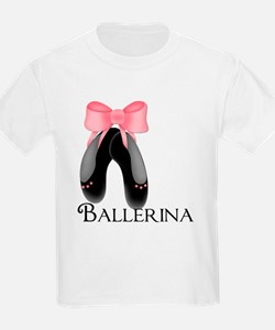 Ballerina Shoes 2 T-Shirt