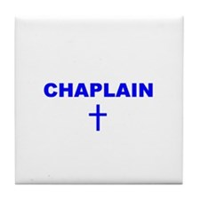 Unique Hospital chaplain Tile Coaster