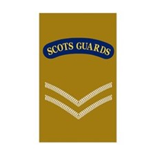 Scots Guards LCpl<BR> Decal