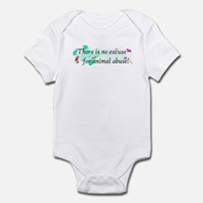 stickers! Infant Bodysuit
