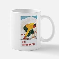 Ski Whistler BC Mug