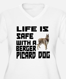 Life Is Safe With T-Shirt
