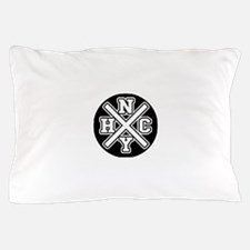 nyhcwhite.png Pillow Case