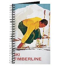 Ski Timberline Mt Hood Journal