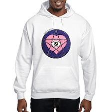 Hearts & Pentagrams Hoodie