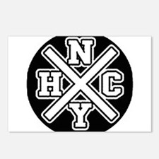 nyhcwhite.png Postcards (Package of 8)
