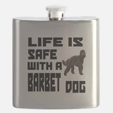 Life Is Safe With A Barbet Flask