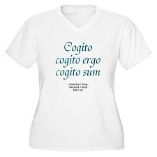 Cogito ergo sum - T-Shirt