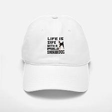 Life Is Safe With A Appenzeller Sennenhunde Baseball Baseball Cap