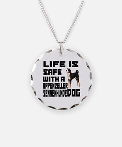 Life Is Safe With A Appenzel Necklace