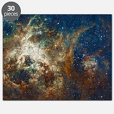 Tarantula Nebula Galaxy Puzzle