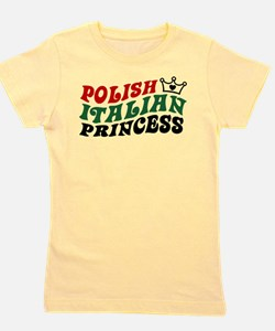 Cute Polish pride Girl's Tee