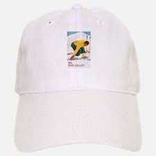 Ski Sun Valley Idaho Baseball Baseball Cap