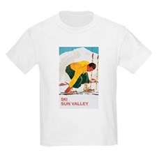 Ski Sun Valley Idaho T-Shirt