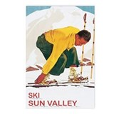 Vintage sun valley idaho Postcards