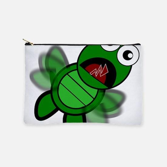 Calmest Turtle EVER Makeup Bag