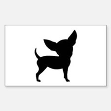 Chihuahua Two 2 Decal