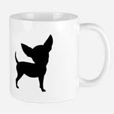Chihuahua Two 2 Mugs