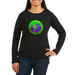 Women's Long Sleeve Lily Pad T-Shirt