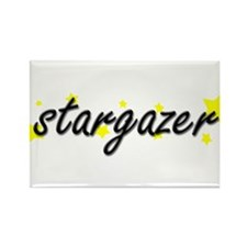 Stargazer Rectangle Magnet