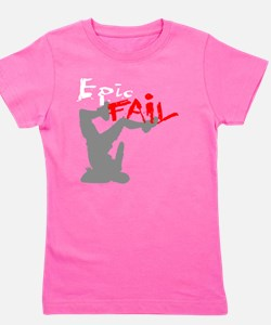 Cute Extreme sports Girl's Tee