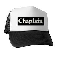 Funny Chaplain Trucker Hat