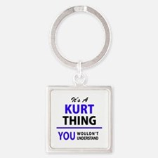 It's KURT thing, you wouldn't understand Keychains