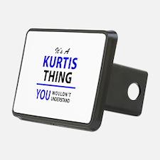 It's KURTIS thing, you wou Hitch Cover