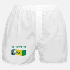 TEAM ST. VINCENT GRENADINES W Boxer Shorts