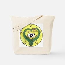 SnakeHeart Tote Bag