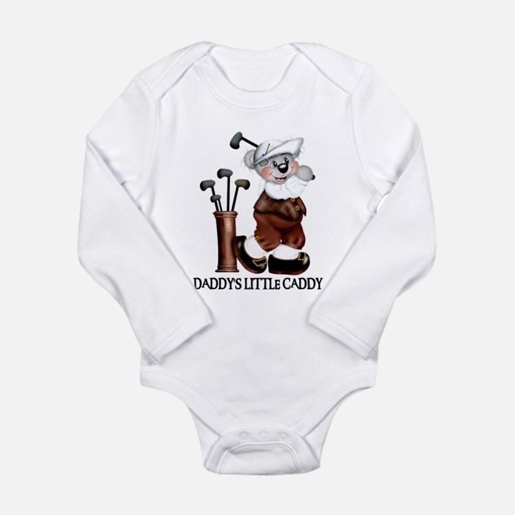 DADDY'S LITTLE CADDY Body Suit