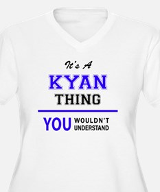 It's KYAN thing, you wouldn't un Plus Size T-Shirt