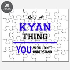 It's KYAN thing, you wouldn't understand Puzzle