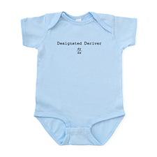 Designated Deriver Infant Bodysuit
