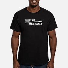Trust me, I'm a jockey. Horse racing T-Shirt