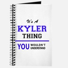 It's KYLER thing, you wouldn't understand Journal