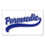 Paramedic Rectangle Sticker