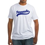 Paramedic Fitted T-Shirt